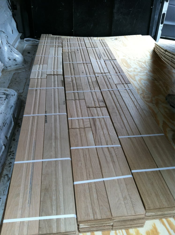 Unique wood floors supplies building supplies queens for Hardwood flooring suppliers