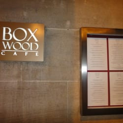 Boxwood Café, London