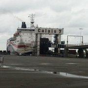 Hafen, Calais