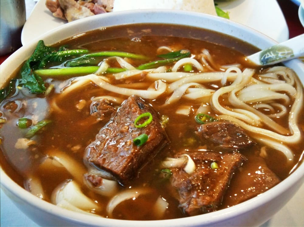 ... - Monterey Park, CA, United States. Beef Stew with Fun Noodle Soup