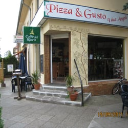 pizza gusto italienisches restaurant berlin yelp. Black Bedroom Furniture Sets. Home Design Ideas