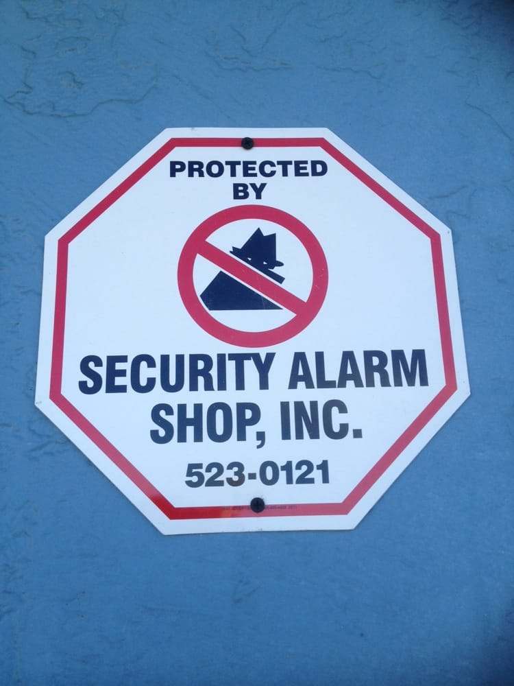 Security Alarm Shop Security Systems Downtown
