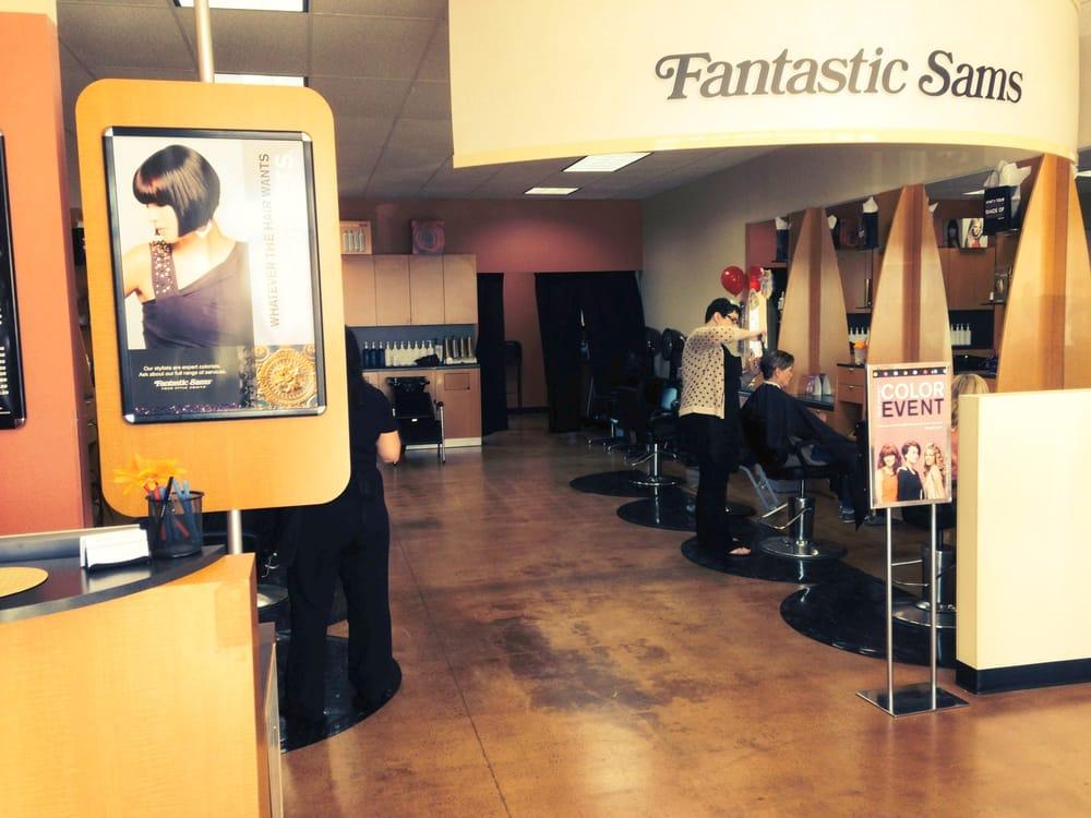 Fantastic sams hair salons midway san diego ca for Sams salon