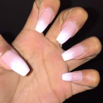 Natural color nails