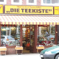 DIE TEEKISTE Wulf & Jörn Neven, Hamburg, Germany