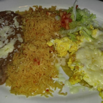 Pancho Villas Mexican Food