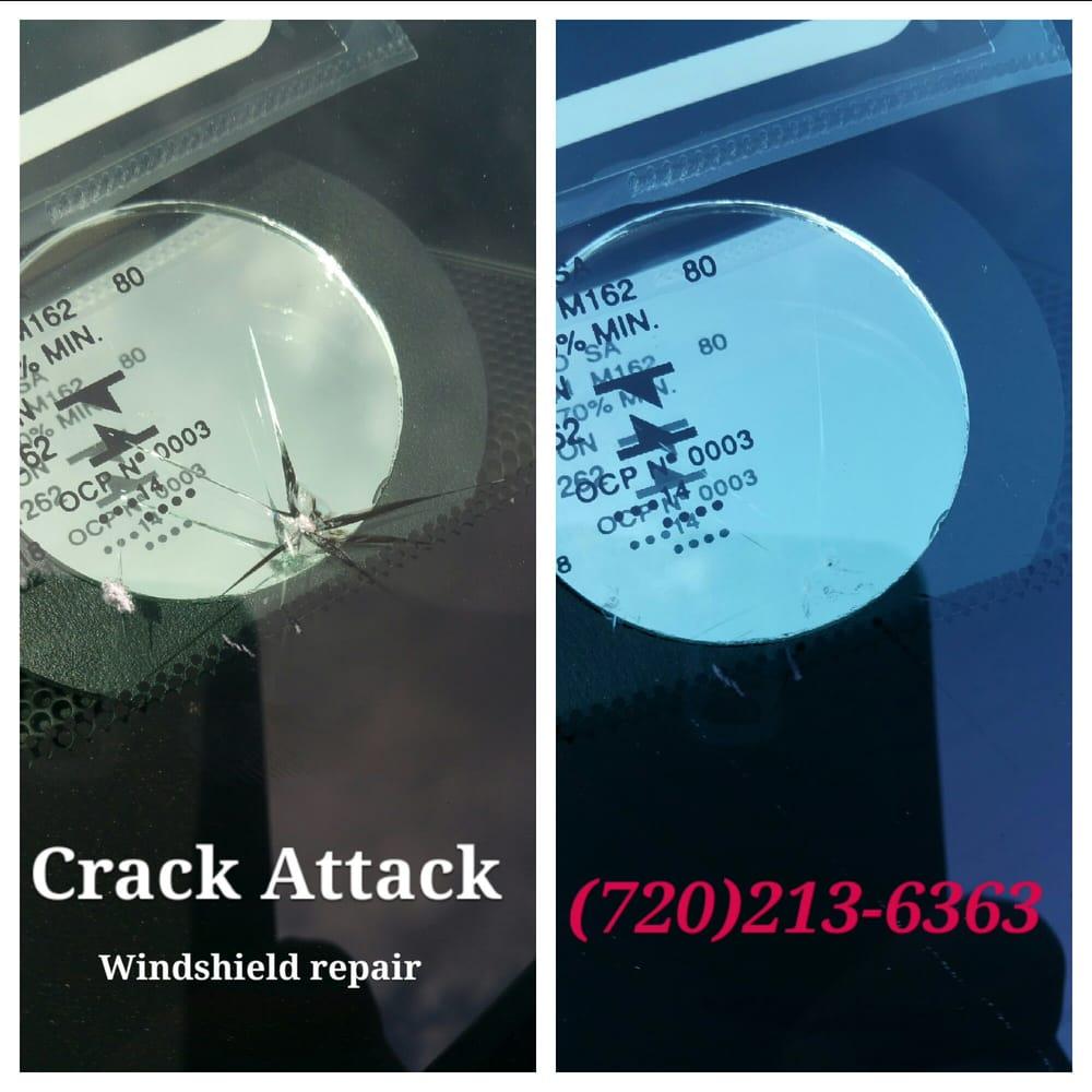 Crack Attack Auto Glass Denver