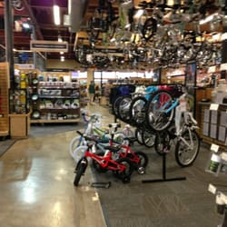 Bikes Rei A plethora of bikes in stock