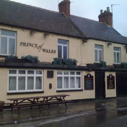 The Prince of Wales, Bishop Auckland, Durham