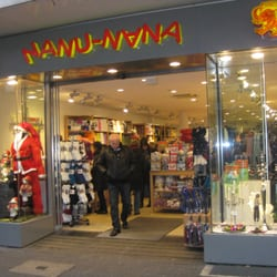Nanu nana d sseldorf nordrhein westfalen deutschland for Nanu nana weihnachten