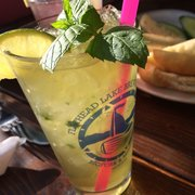 East Shore Smoke House - Ginger mint mojito - Polson, MT, Vereinigte Staaten