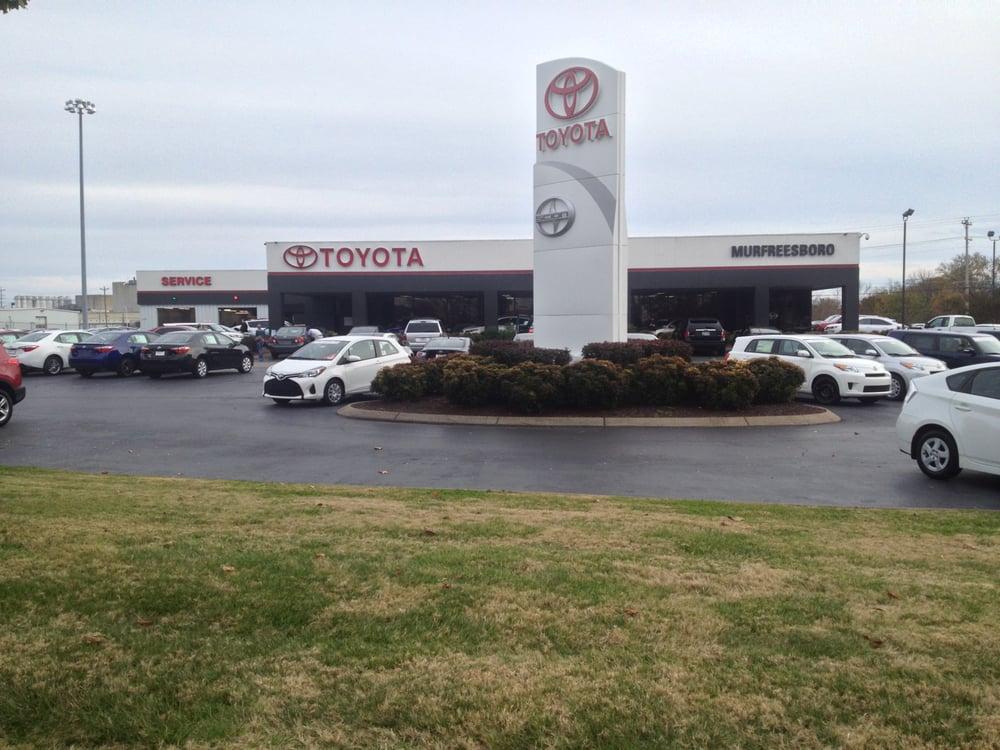 Toyota & Scion of Murfreesboro - Auto Repair - Murfreesboro, TN - Yelp