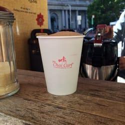 The Chai Cart - Soy Masala Chai - San Francisco, CA, Vereinigte Staaten