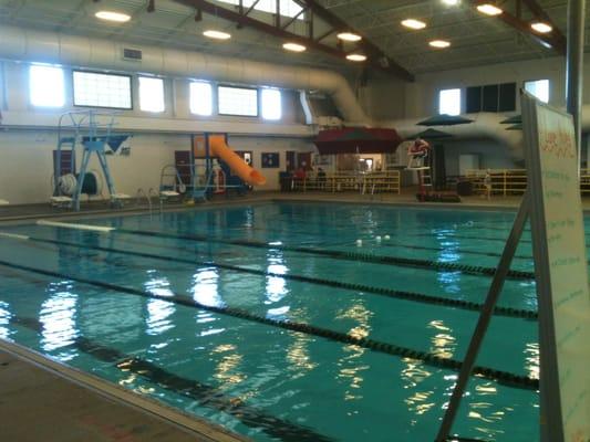 Utah indoor pool swimming pools aurora co yelp for Indoor pools in utah