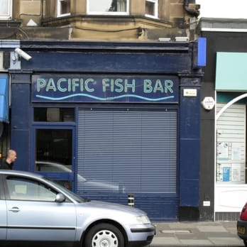 Pacific fish bar fish chips marchmont edinburgh for Pacific fish company
