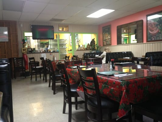 Thai star cuisine gesloten santa fe springs ca for 7 star thai cuisine