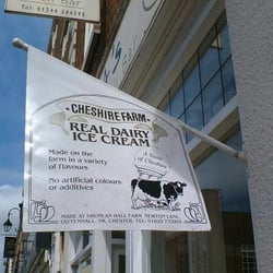Cheshire Farm Ice Cream, Chester