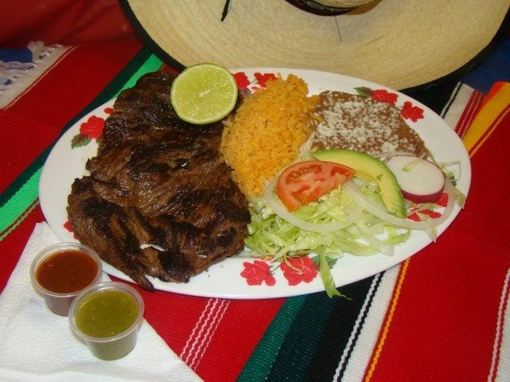 Carne Asada Mexicana Carne Asada Platter