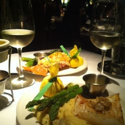Steve Fields' Steak and Lobster Lounge - Lobster and Sea Bass - Plano ...