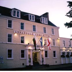 Annandale Arms Hotel Moffat's award winning hotel and restaurant
