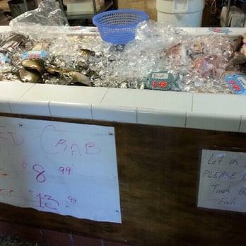 Jackie s seafood market seafood markets 1015 us hwy 80 for Fish market savannah ga