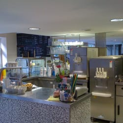 Yoghurt Bar, Erlangen, Bayern, Germany
