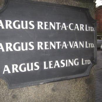 Argus Car Hire Dublin Ireland