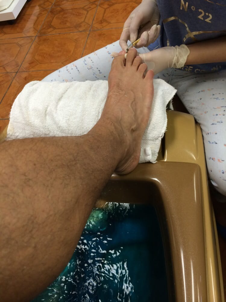 Mens Pedicure : ... GA, United States. Mens pedicure / take care of your feet - mister