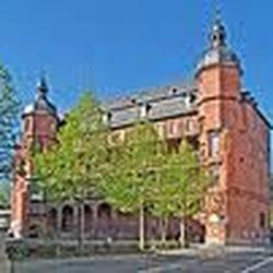 Isenburger Schloss, Offenbach, Hessen, Germany