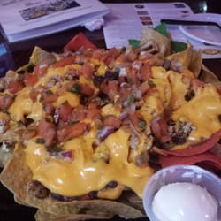 Barracuda Bar & Grill - Loaded nachos. . - Coconut Grove, FL, Vereinigte Staaten