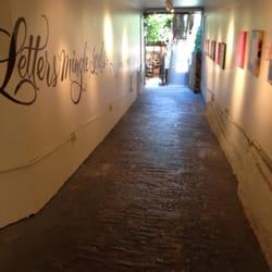 Union Street Papery - Walkway to store - San Francisco, CA, Vereinigte Staaten