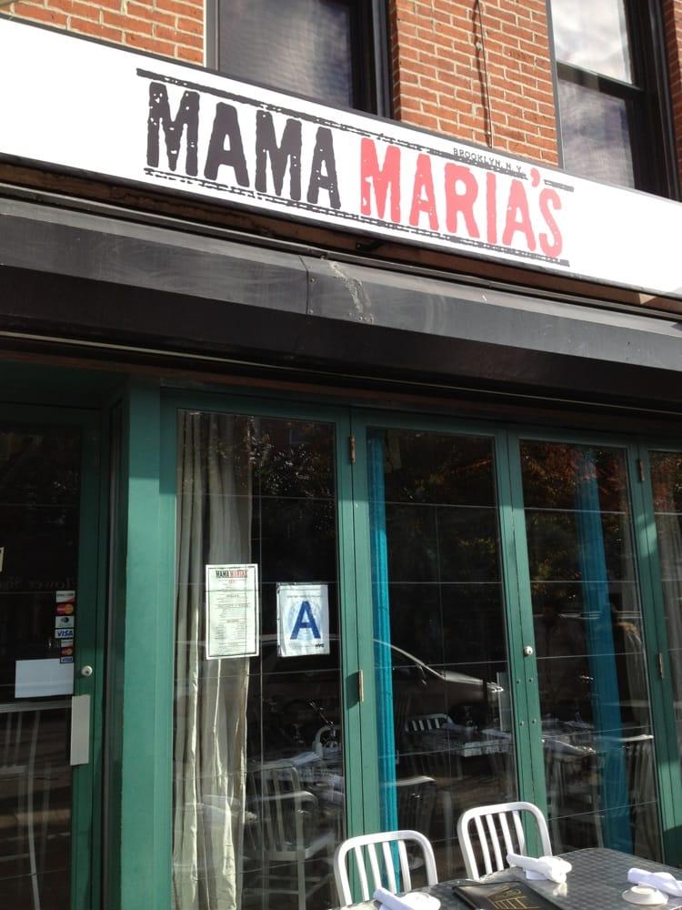 Mama Maria S Restaurant 28 Photos Italian Carroll Gardens Brooklyn Ny United States