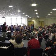 Gartholwg lifelong learning centre, Pontypridd, Rhondda Cynon Taff