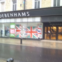Debenhams, London