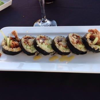 The blue fish 142 photos sushi bars lower greenville for Blue fish sushi menu