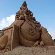 Internationales Sandskulpturenfestival, Berlin