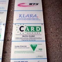 CARD Services Berlin, Berlin