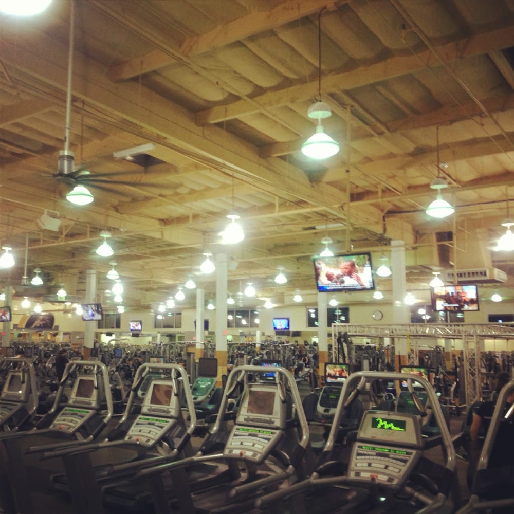 Hour fitness super sport photos gyms kearny