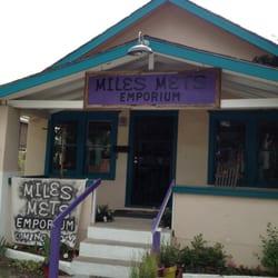 Miles Mets Emporium logo