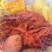 Joe's Crab Shack - Not many places in NY I can find Crawfish... - Oceanside, NY, Vereinigte Staaten
