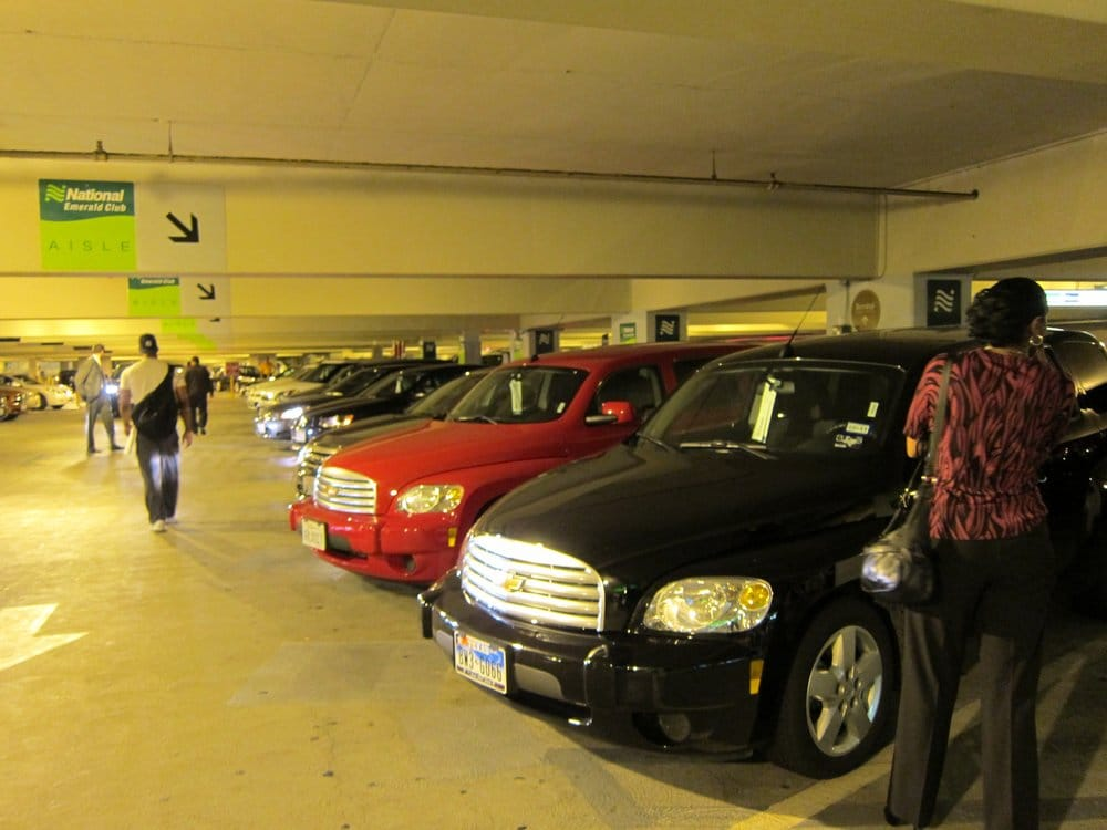 Santa Ana National Car Rental