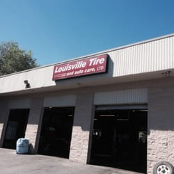 Louisville Tire And Auto Care logo