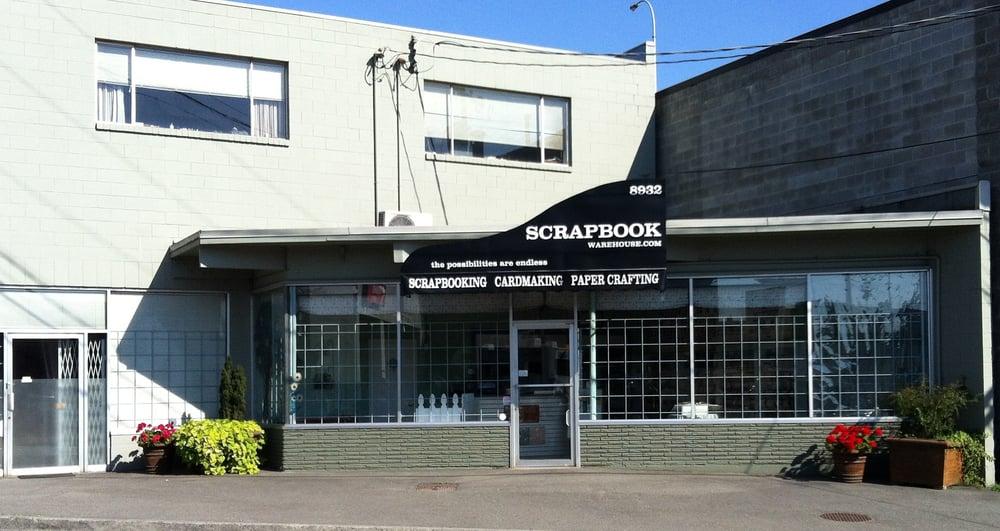 Scrapbook Warehouse - Art Supplies - Marpole - Vancouver, BC - Reviews ...