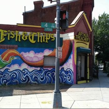 Arthur treacher s fish and chips closed fish chips for Arthur treachers fish and chips