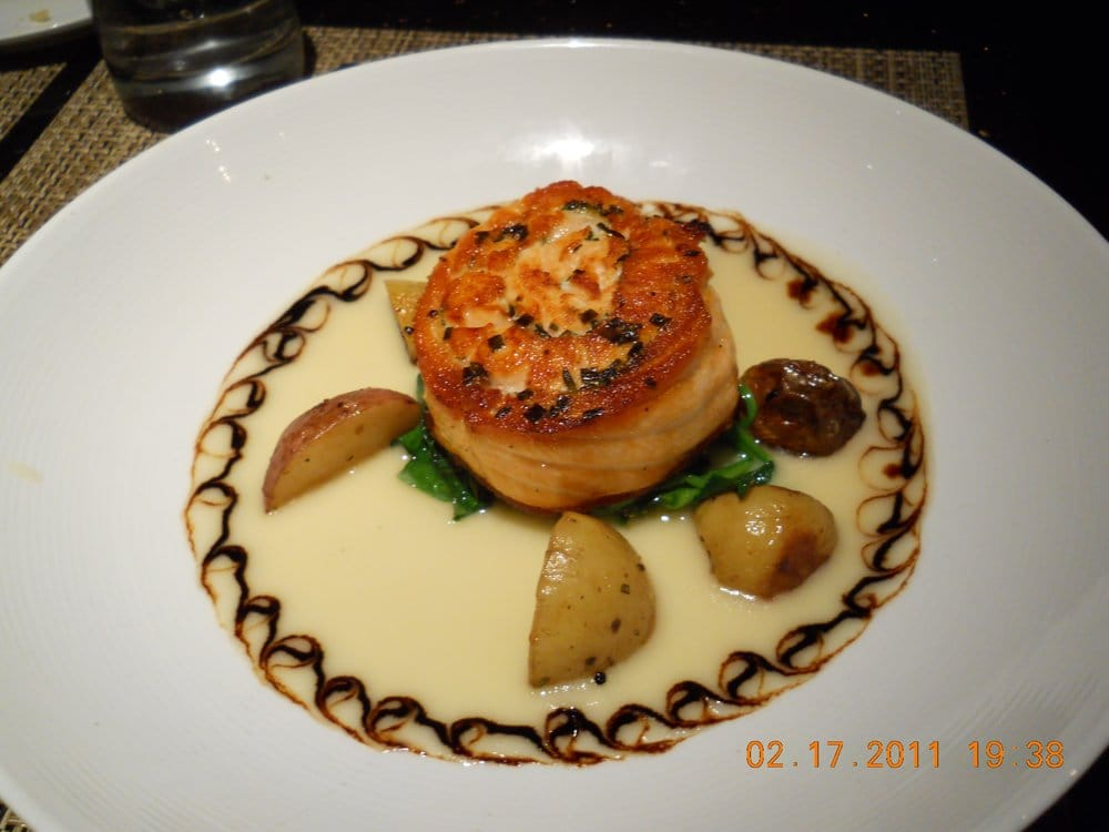 how to make salmon roulade