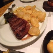 Brazilian rump steak with chimichuri…