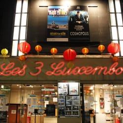 3 Luxembourg - Paris, France. la façade