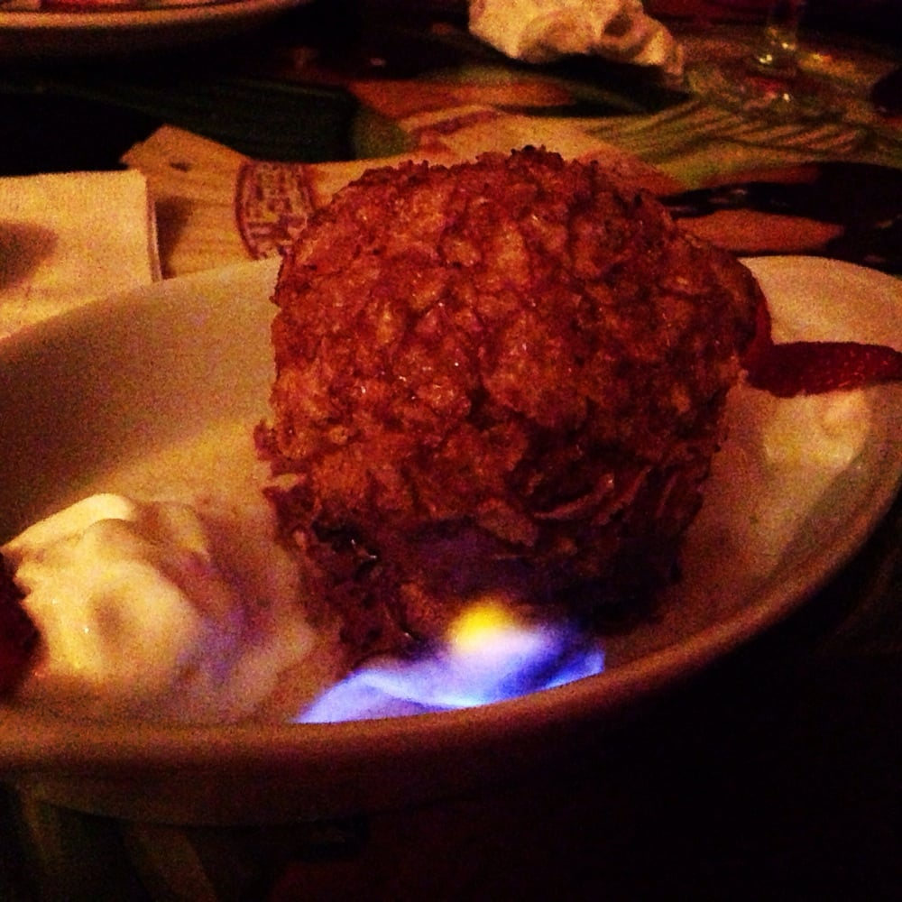Goshen (NY) United States  City new picture : Hacienda Restaurant Goshen, NY, United States. CHOCOLATE FRIED ICE ...