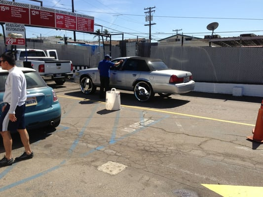 North Park Car Wash San Diego Ca