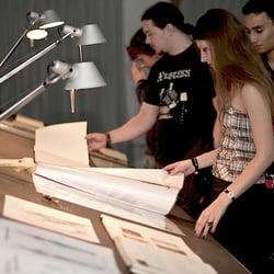 Werkschau des Fachbereich Gestaltung der Htw Berlin, Berlin, Germany